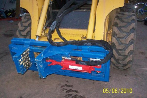 Kubota Skid Steer Attachments
